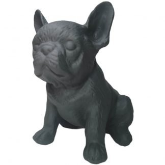 bulldog francês Midnight artesanato criativo
